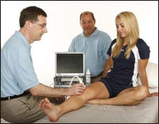 Carrying a Torch for Ultrasound