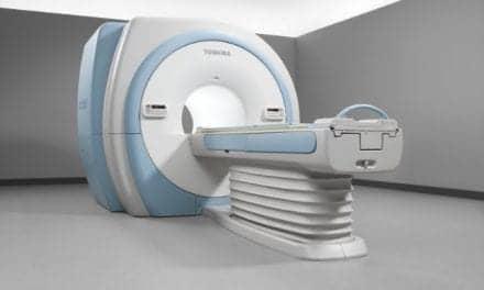 Toshiba Tools Improve Cardiac MR Imaging Positioning