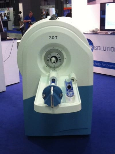 MR Solutions Displays Cryogen-Free Technology at British Conference