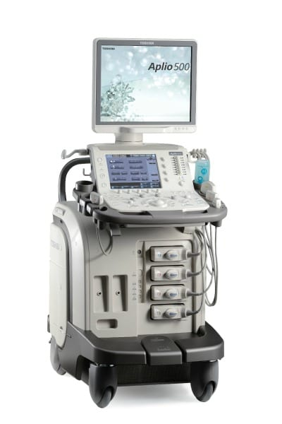 Toshiba Debuts Upgraded Ultrasound Systems That Target Triple Aim