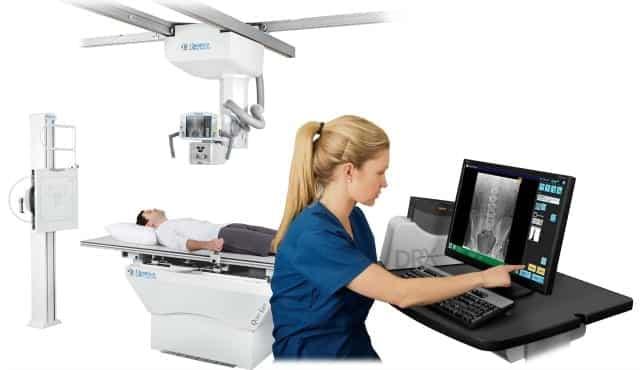 South Shore Hospitals Installs Q-Rad DRX System
