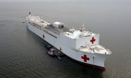Lead U.S. Navy Hospital Ship to Use Carestream PACS