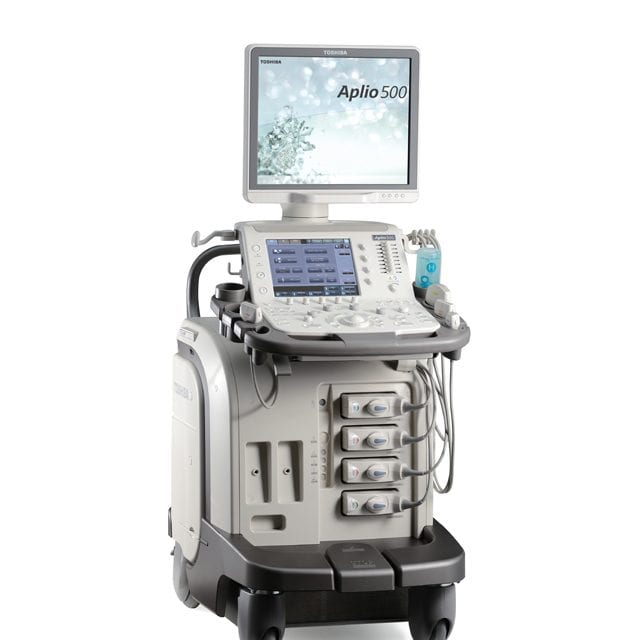 Toshiba Features Pediatric Imaging Solutions