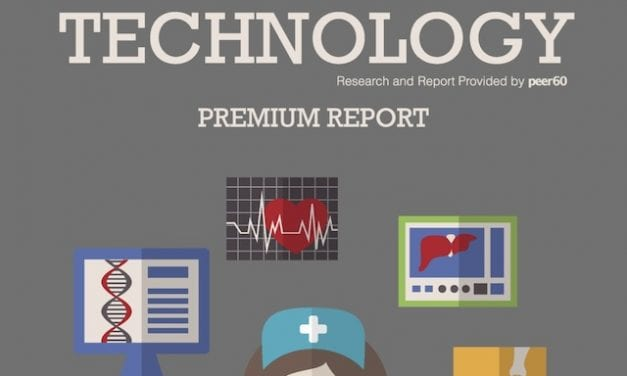 Peer60 Releases Report on Medical Imaging Trends