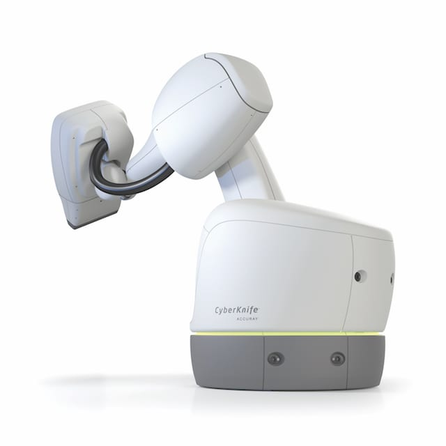 Hospitals First to Integrate Accuray Radiation Therapy Platforms