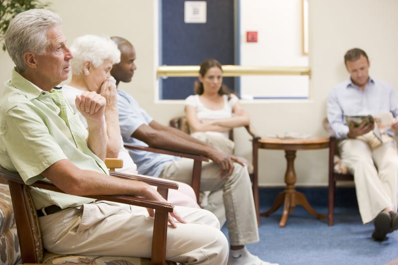 Charities Call for Action over Cancer Waiting Times