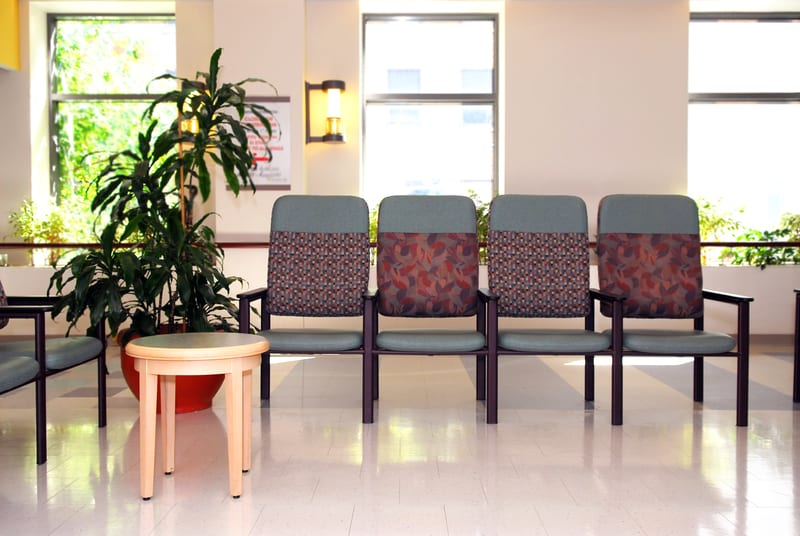 Radiology TV Uses Waiting Rooms to Market Services