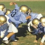 Head Impacts Linked to Imaging Changes in Youth Football Players