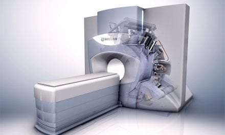 First Patient Enrolled in Stereotactic MRI-guided On-table Adaptive Radiation Therapy Trial