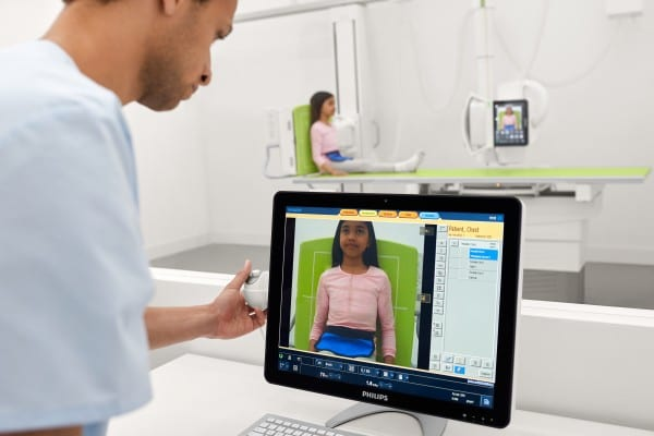 FDA Clears Philips Digital Radiography System