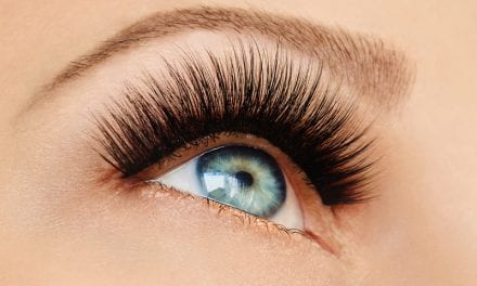 Magnetic Eyelashes Degrade MRI, Present Patient Hazard