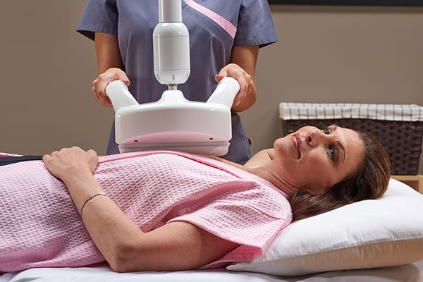 Supporting Cancer Diagnosis in Women with Dense Breasts