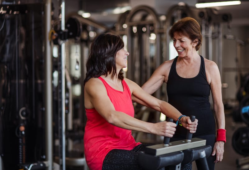 Exercise Reduces Risk of Airway Disease