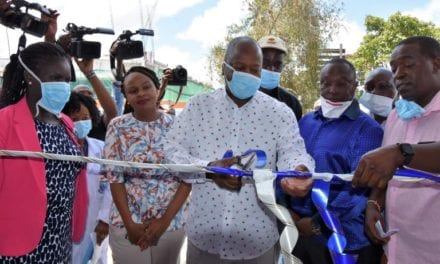 Kenya Opens First Telemedicine Center for COVID-19 Detection