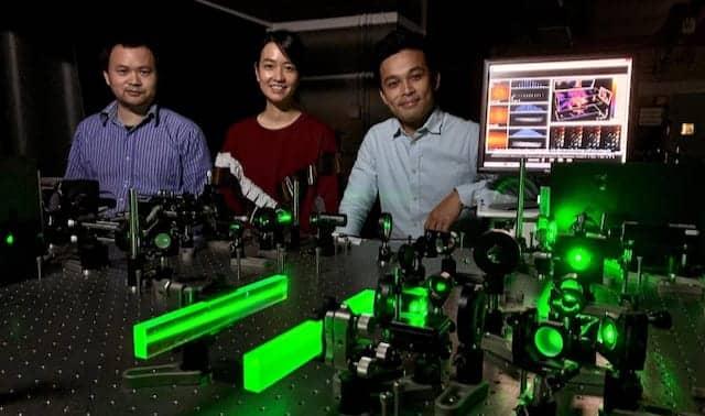 Novel 3D Imaging Technology Makes Fluorescence Microscopy More Efficient