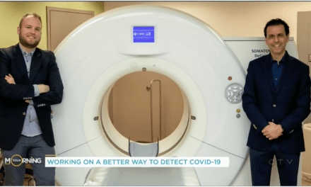 Canadian Researchers Compiling Global Data Set of CT Scans and X-Rays for COVID-19