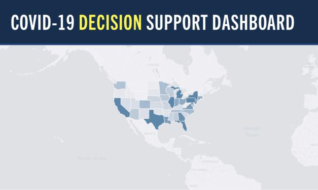 Healthcare Coalition Launches COVID-19 Decision Support Dashboard