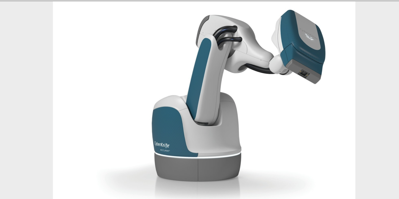 Accuray Launches New CyberKnife S7 System