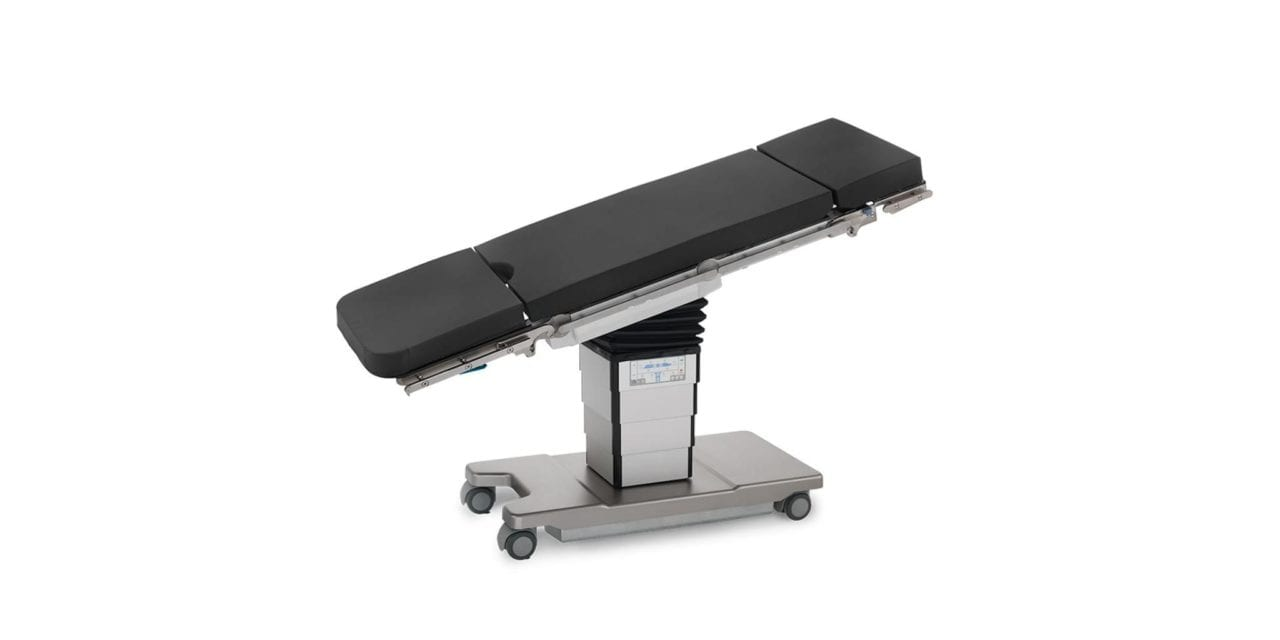 Hillrom Launches Two Surgical Positioning Products