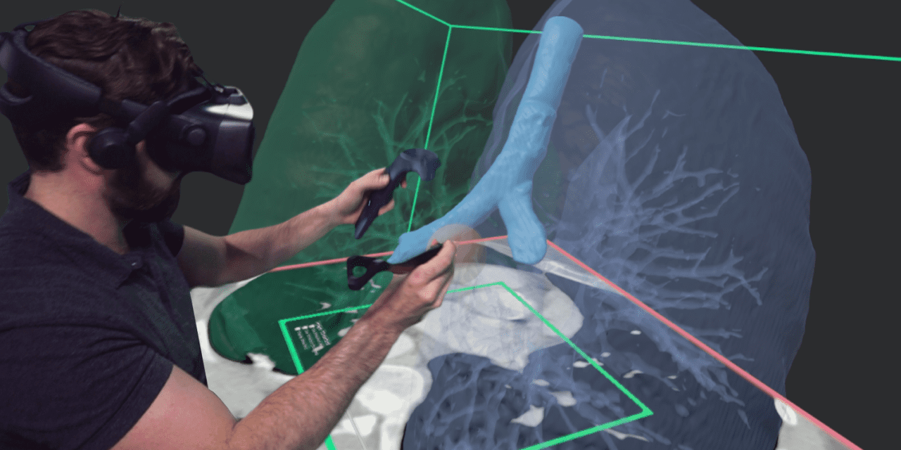 Realize Medical, Logitech Link Up for Virtual Reality Medical Modeling