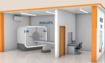 Philips Debuts X-ray and CT Cabins for Safer Imaging During Pandemic