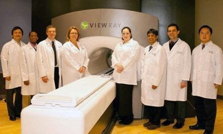 10,000th Patient Receives Treatment with ViewRay's MRIdian System