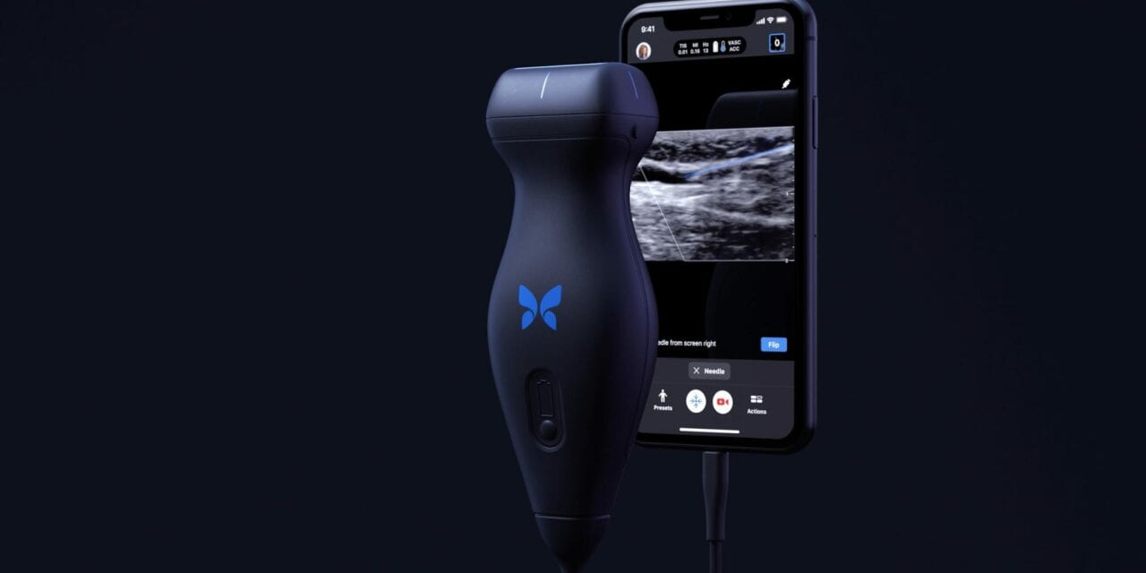 Butterfly Network, ACC Partner for New POC Ultrasound for Cardiac Care