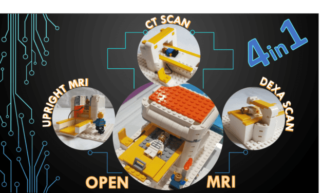 Lego MRI Toy Idea Aims to Ease Patient Anxiety