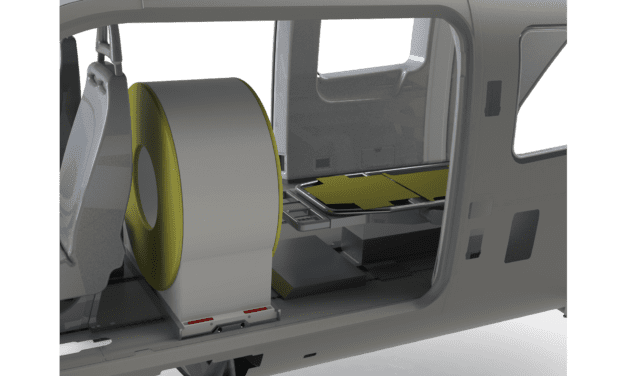 More Stroke Patients Can Be Saved With CT Scan in Helicopter