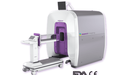 Aspect Imaging Awarded for Embrace Neonatal MRI