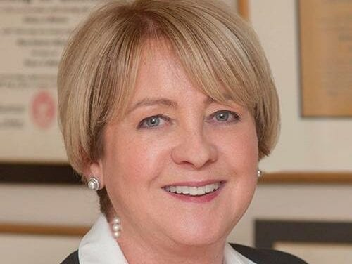 Dr. Mary Mahoney Named President of the RSNA Board