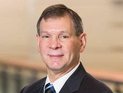 Dr. Matthew Mauro Named Chair of RSNA Board