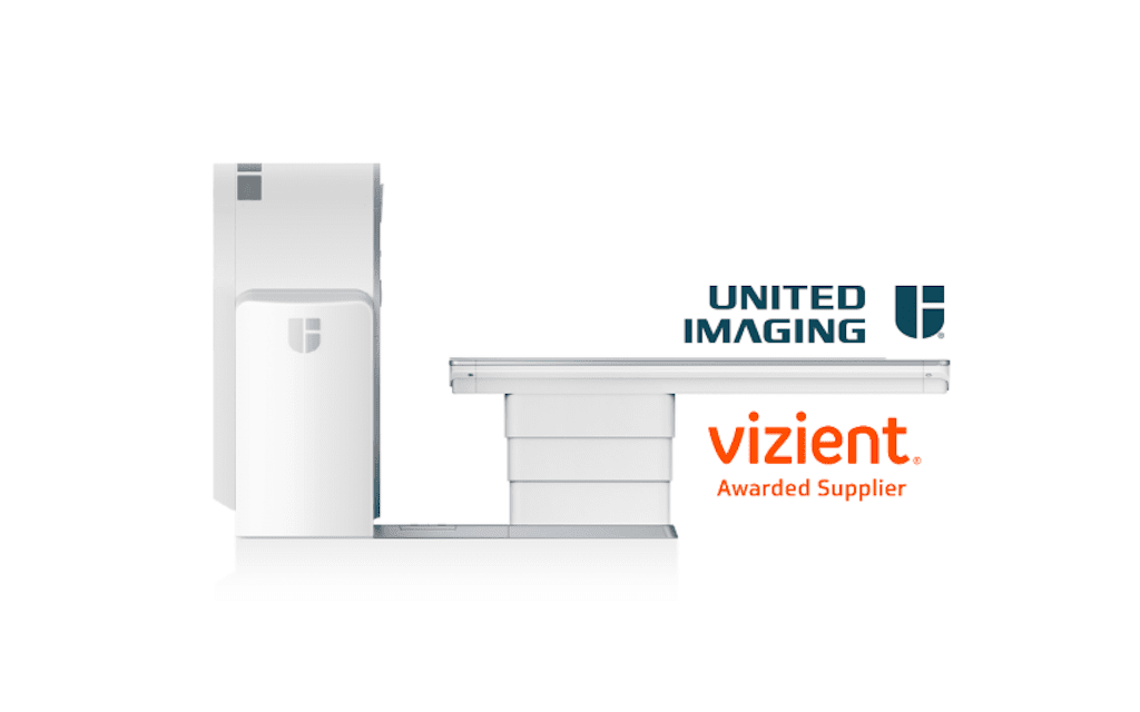 United Imaging Inks Deal with Vizient for CT Systems