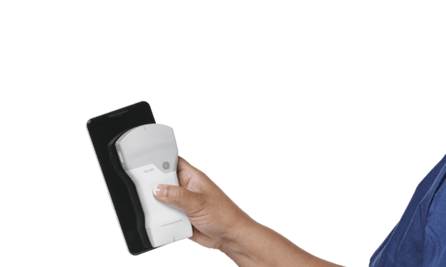 GE Healthcare Unveils Vscan Air, a Wireless Handheld Ultrasound