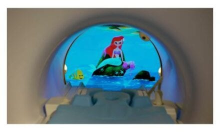 Philips, Disney Join Forces to Improve Children's MRI Experience