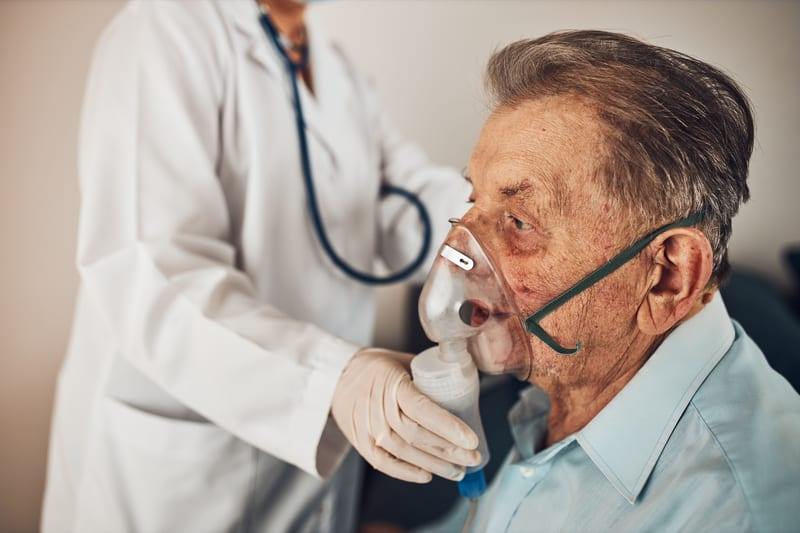 Study Confirms Longer-Term Lung Damage After COVID-19
