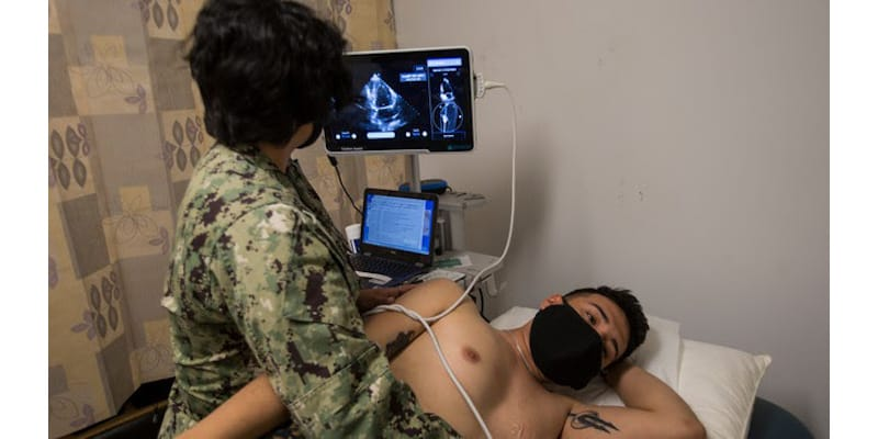 U.S. Navy Study Deploys Caption Health's AI-Guided Ultrasound to Evaluate Cardiac Impact of COVID-19