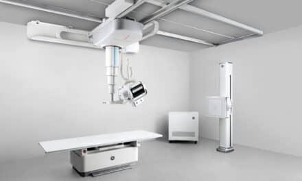 GE Healthcare Debuts Definium Tempo X-ray System