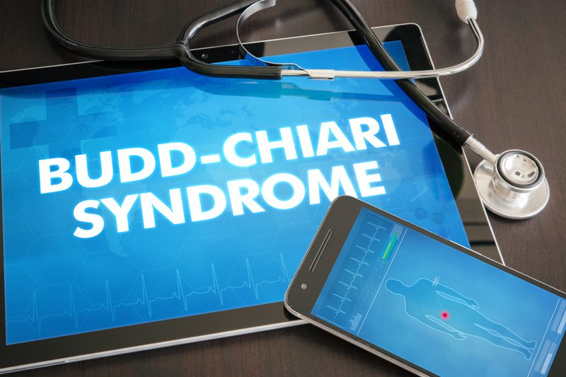 Shear-Wave Elastography for Interventional Monitoring of Pediatric Budd-Chiari Syndrome
