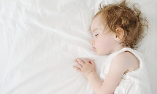 Brain Activation in Sleeping Toddlers Shows Memory for Words